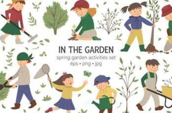 In the Garden 4327938 5
