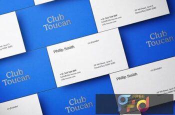 Business Cards Mockup Scene ADK7JXT 1
