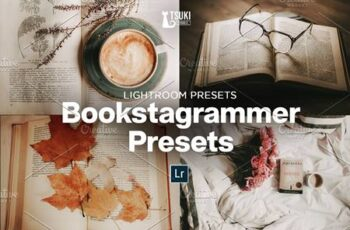 BOOKSTAGRAMMERS Presets 4876058 3