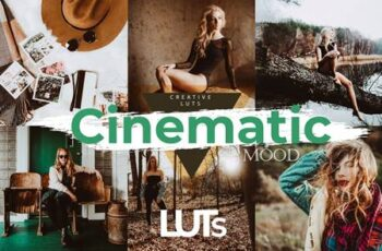 Cinematic Mood Luts 4720020 11