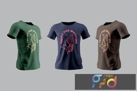T-Shirt Mockups RT4PYD7 1