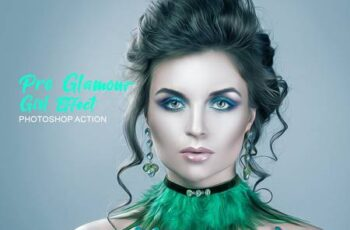 Pro Glamour Girl Effect 4725362 10