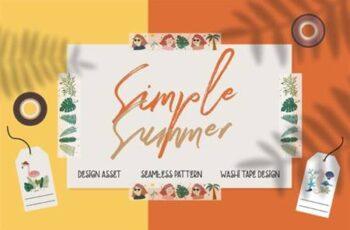 Simple Summer 4374206 8