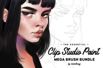 Clip Studio Paint Mega Bundle 4456286 2
