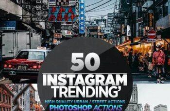 50 Instagram Trending Photoshop Actions 26644868 4