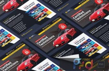 Car Repair Services Flyer ANEEYPG 5