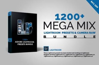 1200+ Mega Mix Lightroom Presets 4682659
