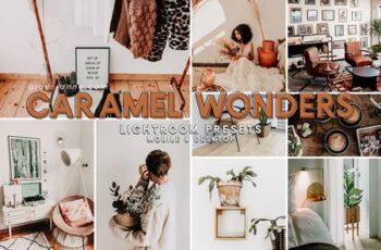 94 Caramel Wonders Presets 4691195 4