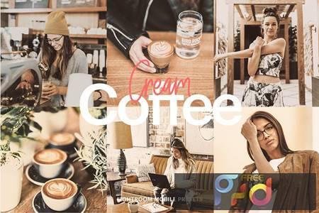 Lightroom Preset - Cream Coffee Theme 4971968 1