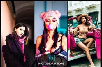 Pinky Mood - Photoshop Actions 26407664 5