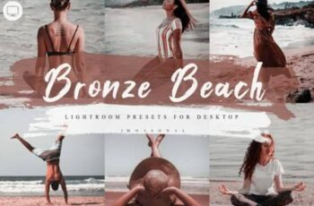 5 Bronze Island Lightroom Presets 4429119 7