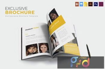 Exclusive - Brochure Template YXVE8YP