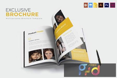 Exclusive - Brochure Template YXVE8YP 1