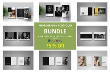 Photography Portfolio BUNDLE 4625291 3