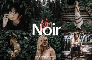Lightroom Preset - Film Noir Theme 4973155