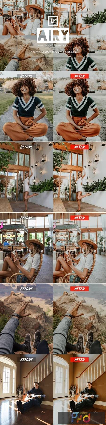 Airy Lightroom Presets 5119089 1