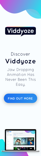 3-Clicks To Perfect Videos! We Are Viddyoze, The Worlds Leading 3D Animation Platform!