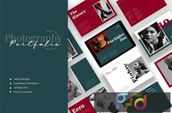 Eighty - Photography Portfolio Template WAT62D2 16