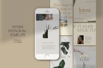 Intersi Instagram Templates 4452945