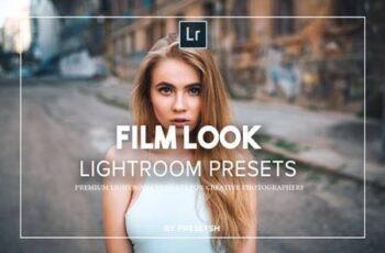 Film Look lightroom presets 5124699