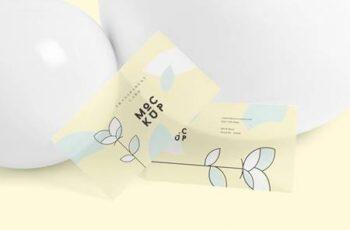 Transparent Card Branding Mockups 4646661 2