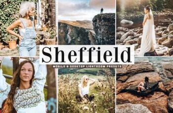 Sheffield Pro Lightroom Presets 5066680 6