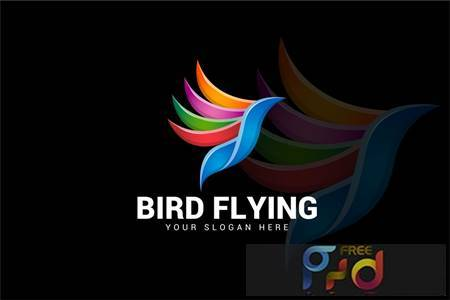 BIRD FLYING KEGLJSS 1