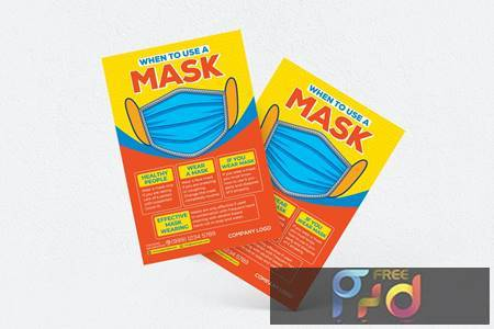 When To Use A Mask Flyer YHDNKKS 1