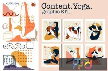 Content Yoga Graphic KIT 22CCTUF 7