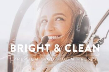 BRIGHT & CLEAN Pro Lightroom Preset 5087053 2