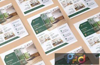 Architecture & Interior Designer Flyer FHPUNR7