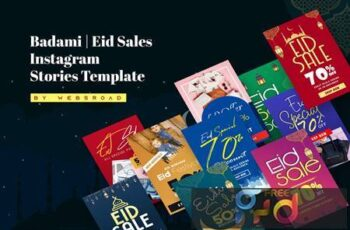 Badami - Eid Sales Instagram Stories Template QN7VQAY 12