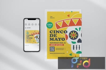 Cinco De Mayo Package MKWM52U 1
