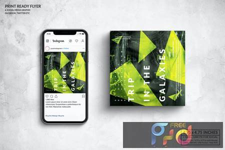 Event Square Flyer & Social Media Post Design 3NTQWM9 1