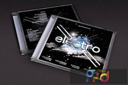 CD Cover Electro N63YYXA 1
