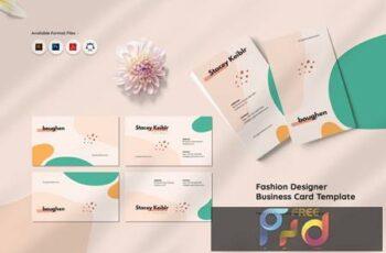 Fashion Designer Business Card 2PHHJ55 14
