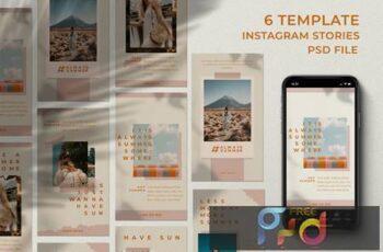 Summer Instagram Stories JQ78ATT 12