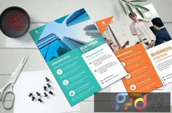Business Strategy Flyer Template MJQ6PMD 7