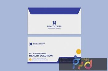 Medical healthy envelope FGQE82V 4