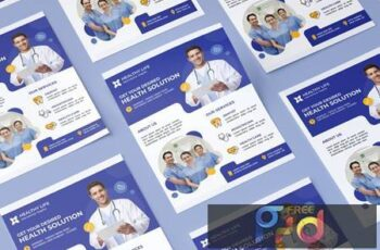 Medical healthy flyer CWFAV3S 4