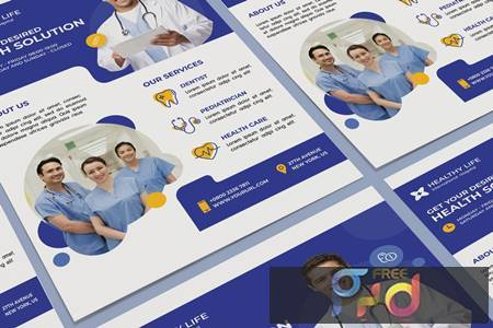 Medical healthy poster N7RD9WL 1