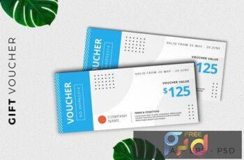 Gift Voucher Card Promotion AG6HFPP 5