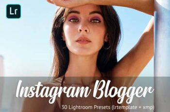Instagram Blogger Presets Lightroom 4811112 7