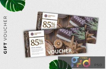 Gift Voucher Card Promotion 65EMZ9U 5