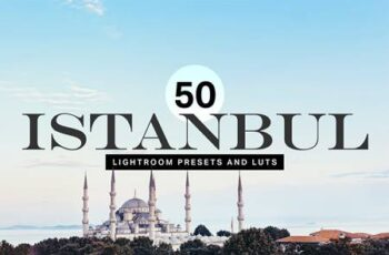50 Istanbul Travel Lightroom Presets and LUTs 4432627 7