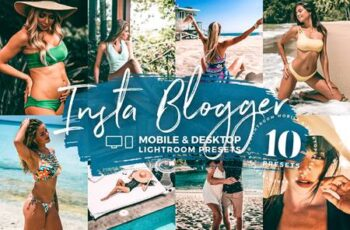 10 Insta Blogger Mobile Presets 5142984 8