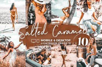 10 Salted Caramel Mobile Presets 5142983 4