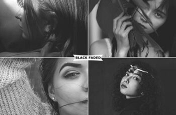 Black Faded Photoshop Action 26832741 3