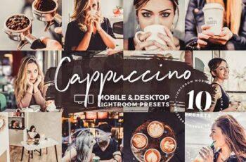 10 Cappuccino Mobile Presets 5143163 2