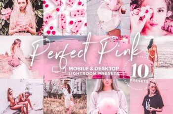 10 Perfect Pink Mobile Presets 5143107 5